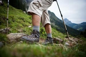 andar montaña