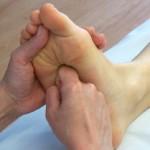 cuidado de los pies - reflexologia podal