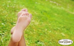 sudoración excesiva pies