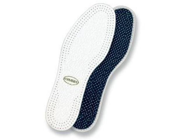 Insole Luxe White