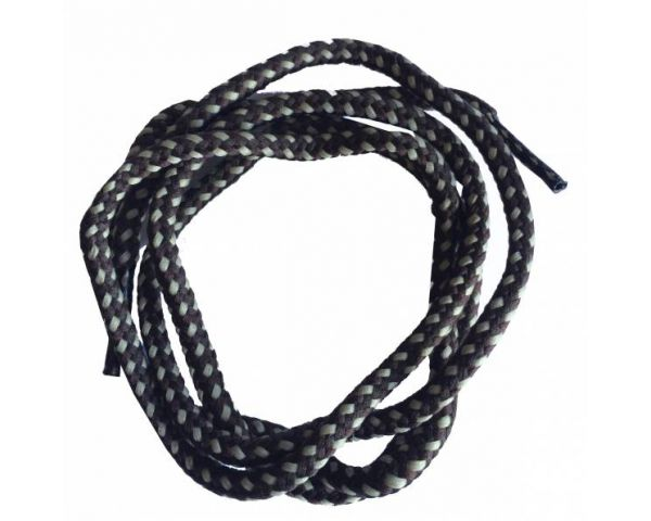 Shoe lace round normal brown-beige-black
