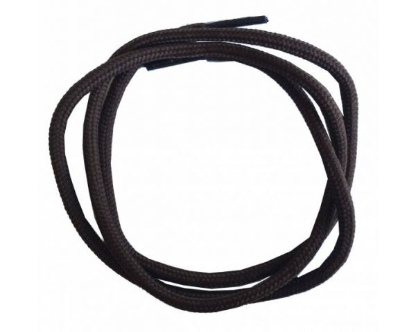 Shoe lace round normal brown