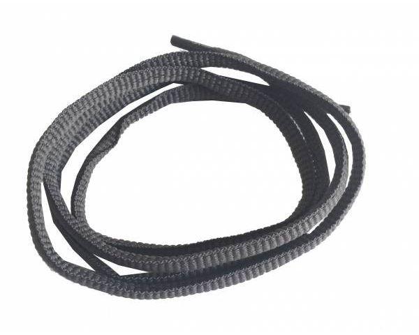 Shoe lace trainer grey
