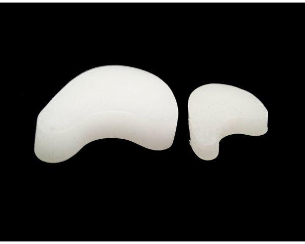 Silicone toe separator