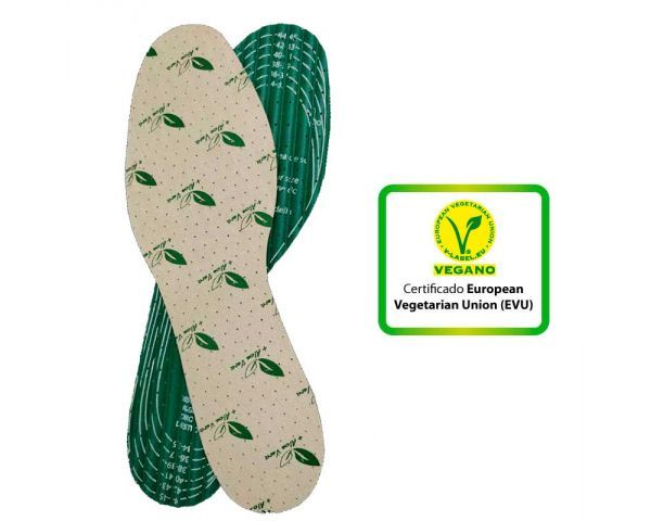 Vegan Cut out insoles