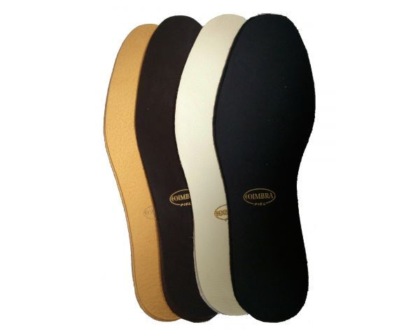 Variety of leather profesional insole