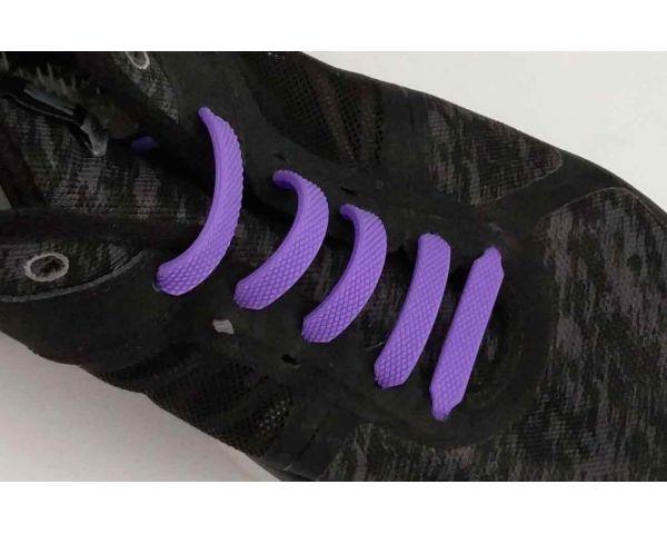 Purple laces