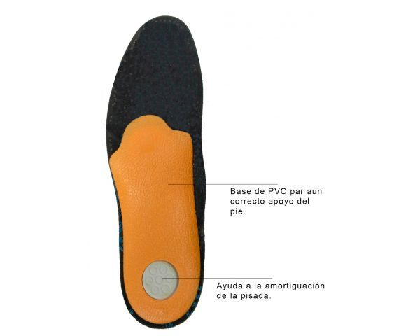 Insole Prestige Leather Black