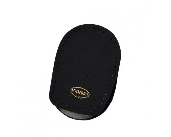 Ortho Black Alza Soft Heel Pad