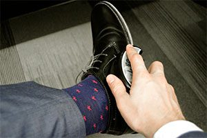 Cuidados del calzado